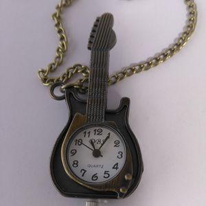Jewelry - Guitar Watch